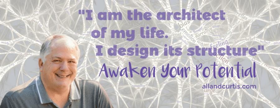I am the Architect of My Life