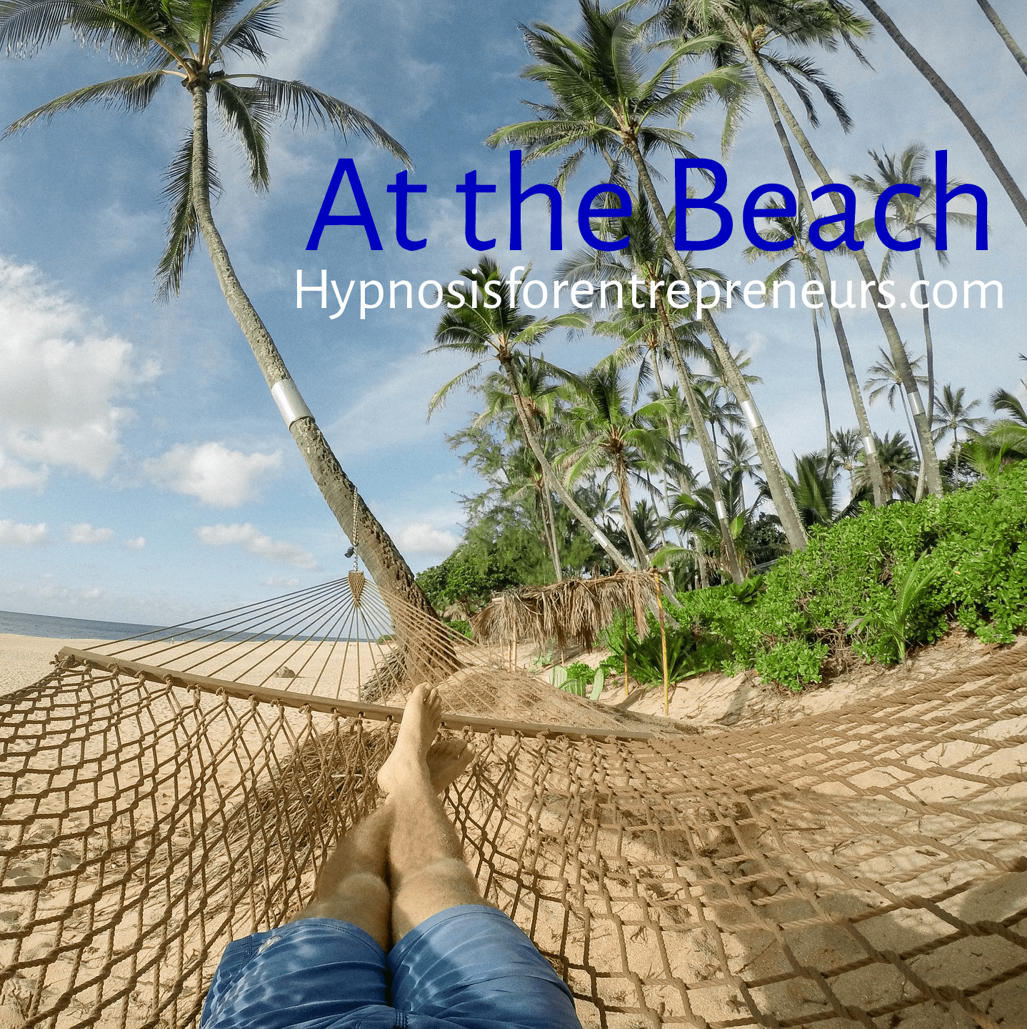 At the Beach Relaxation Session