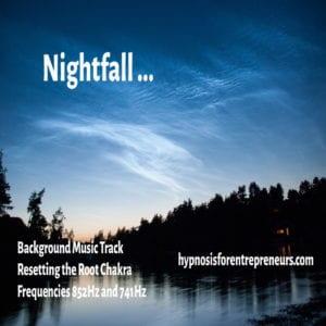 Night Fall Audio