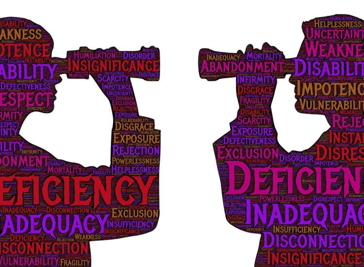 Insecurity and Negativity